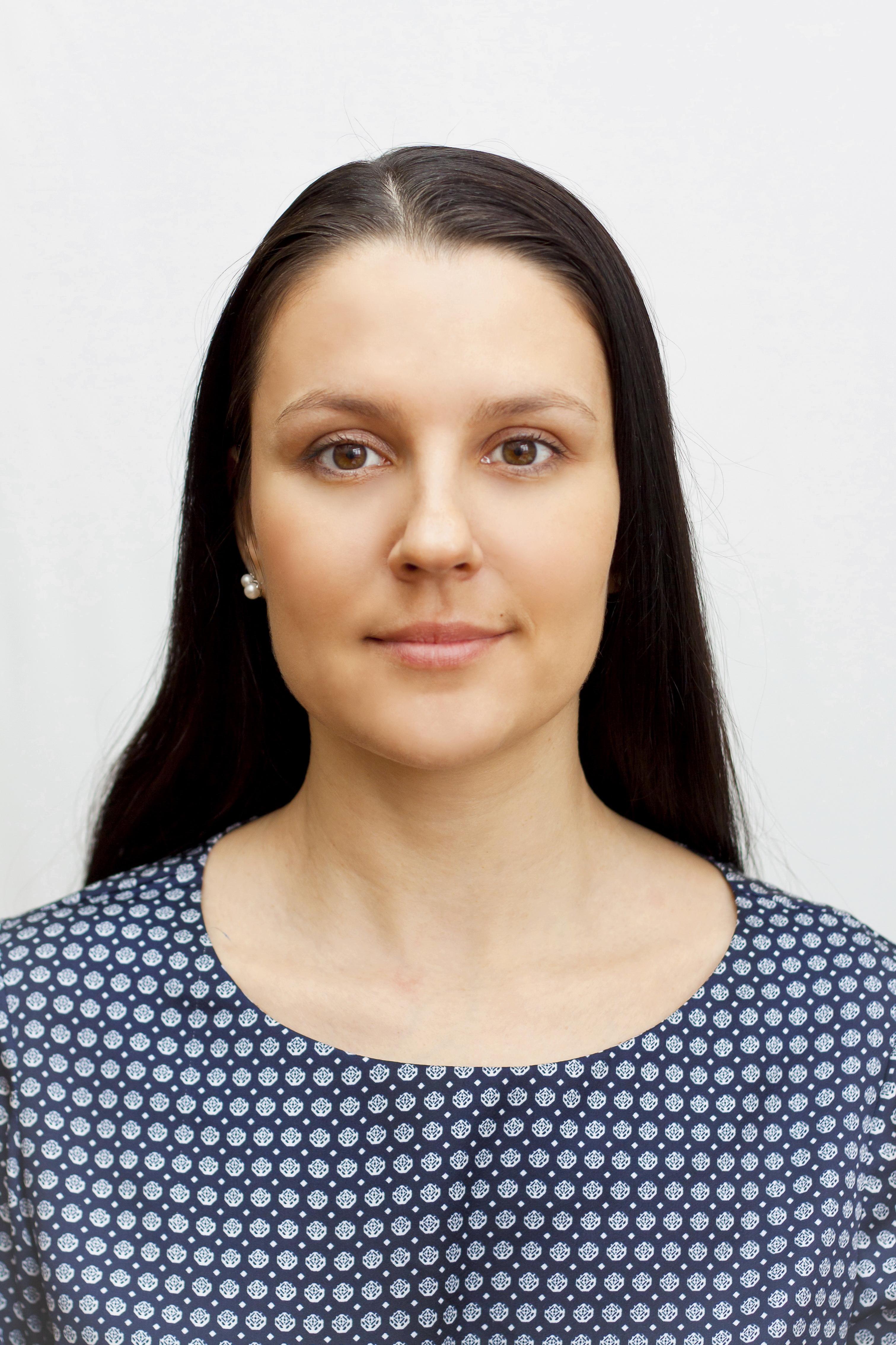 Колокольцова Екатерина Вадимовна : Заместитель директора по методической работе