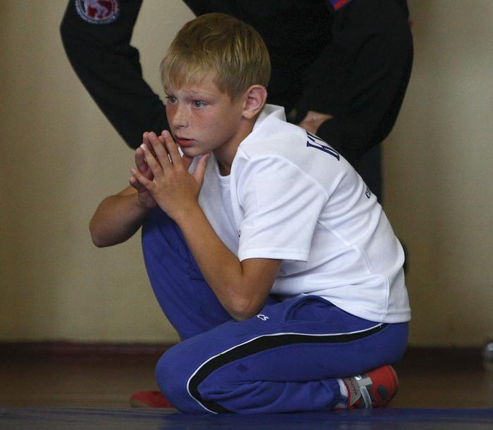Титов Андрей 2-ая Всероссийская летняя спартакиада спортивных школ