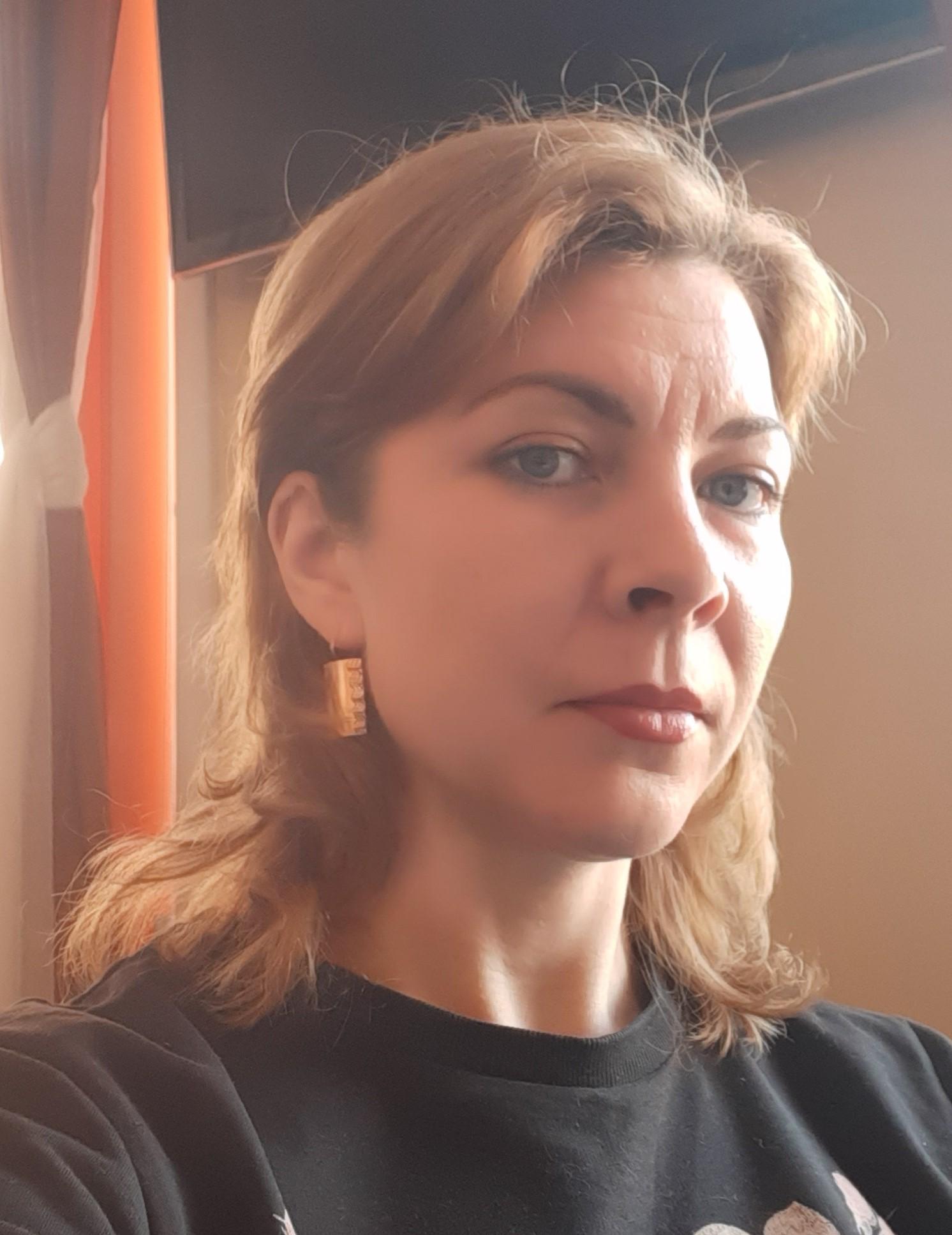 Новикова Екатерина Викторовна : Инструктор-методист ФСО