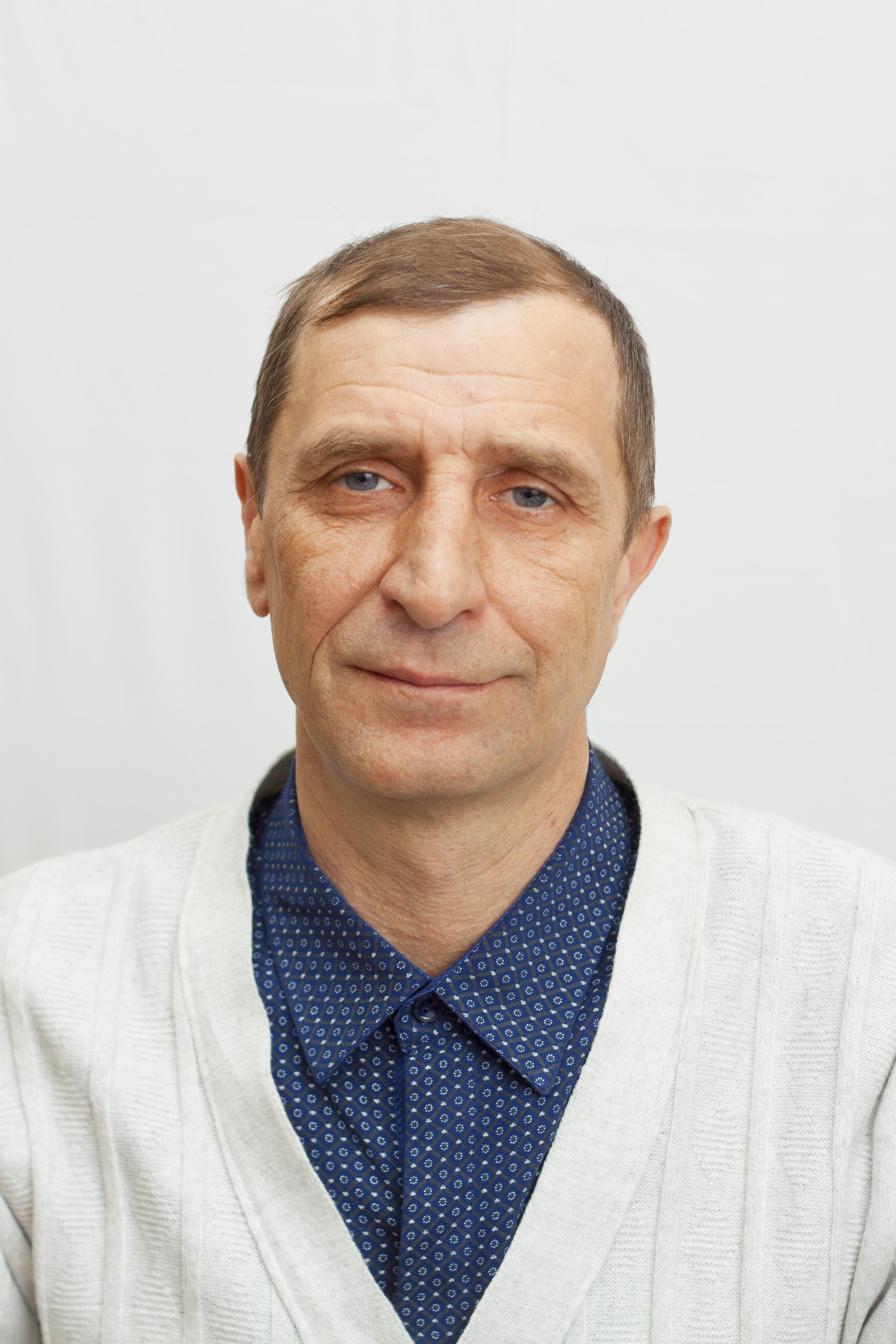 Федорченко Алексей Павлович : тренер по вольной борьбе