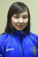 Валерия Чепсаракова : Мастер спорта международного класса (МСМК)